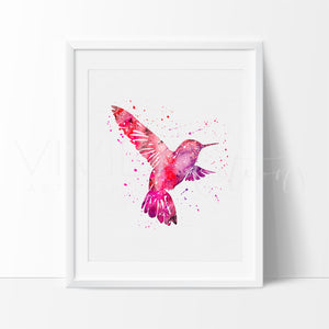 Bird Art Print - VIVIDEDITIONS