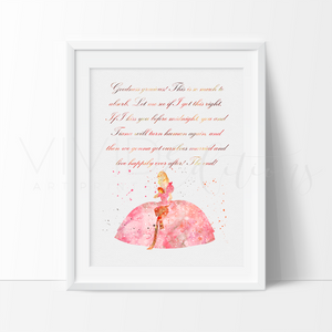 Quote from Charlotte Art Print - VIVIDEDITIONS