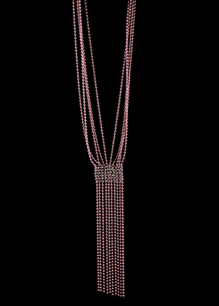 The Copper Flapper Necklace