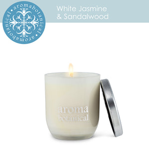 AROMABOTANICAL WHITE JASMINE AND SANDLEWOOD