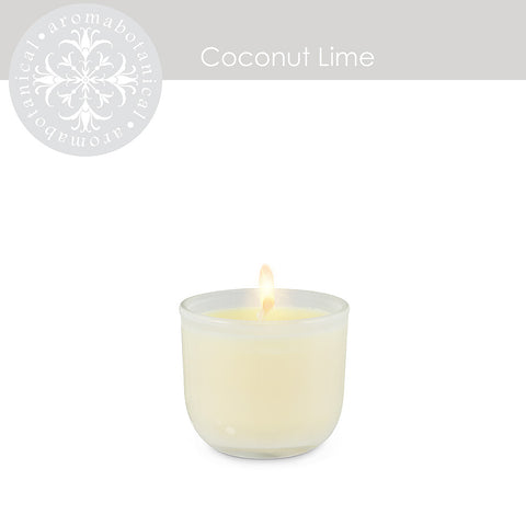 MINI CANDLE- COCONUT LIME