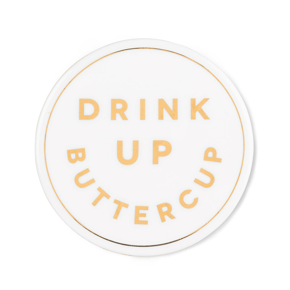 DRINK UP COASTER