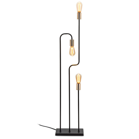 TRIPLE BULB FLOOR LAMP