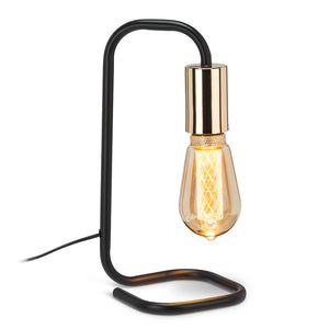 SINGLE BULB TABLE LAMP