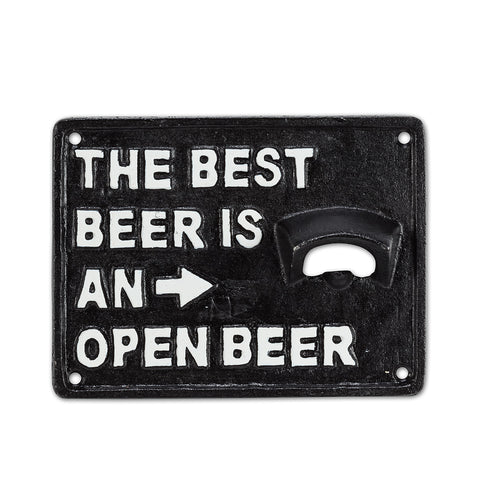 Best Beer… Wall Bottle Opener