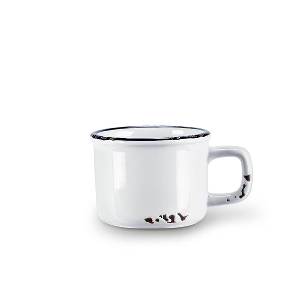 ENAMEL MUG WHITE COLLECTION
