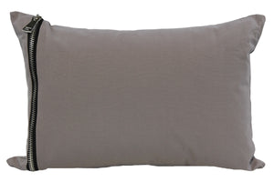 ZIPPER LUMBAR PILLOW