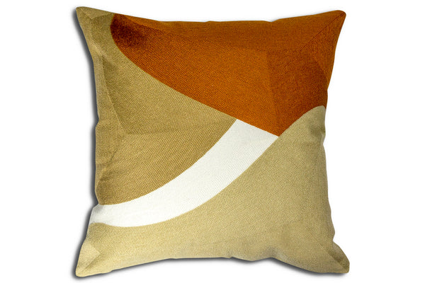 BERGEN EMBROIDERED PILLOW