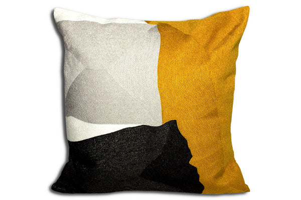 SIDLEY EMBROIDERED PILLOW COLLECTION