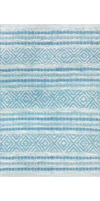 FUSION ICE BLUE RUG COLLECTION