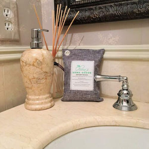 How Bamboo Charcoal can combat the Five Most Common Toxins and Bacteria Found in the Bathroom