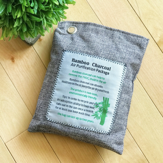 What is a Bamboo Charcoal Bag and How Does it Work?