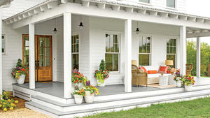 How To Clean and Maintain Your Porch