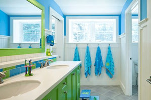 10 Ways to Green Your Bathroom