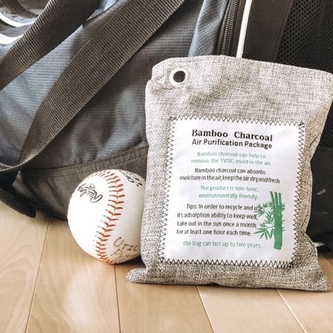 Bamboo-Charcoal Activated Odor Absorber Bag – HomesFan™