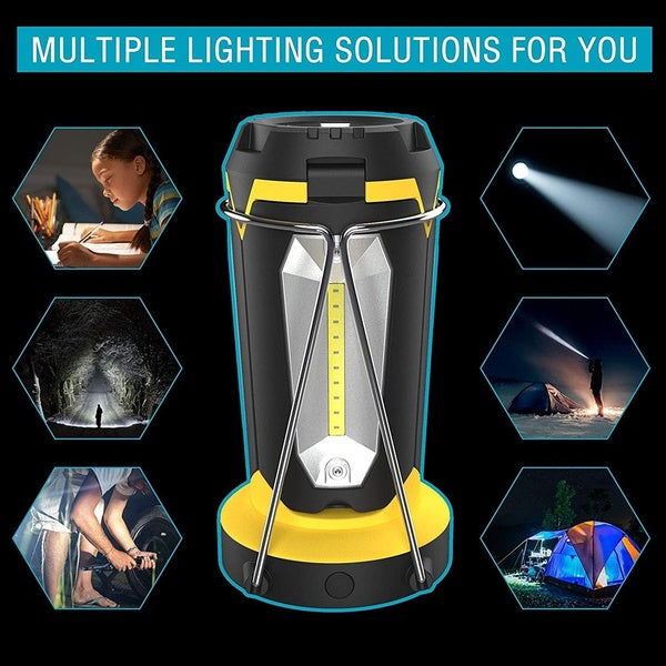 InstantWork™ Multi-functional Foldable Work Light