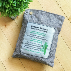 Bamboo-Charcoal Activated Odor Absorber Bag