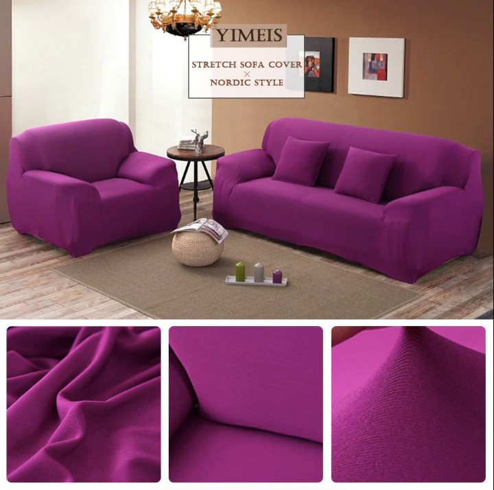 Universal Stretchable Sofa and Couch Cover