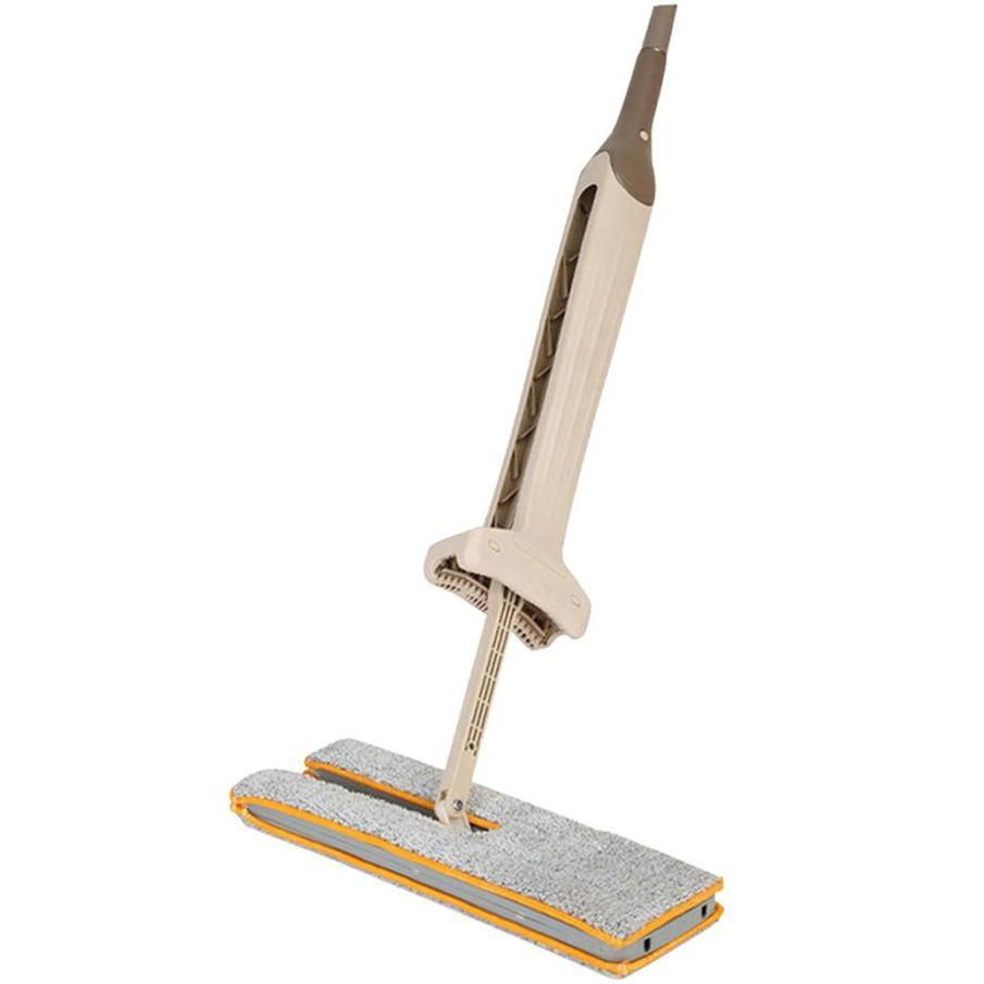 Double Sided Telescopic Flat Mop