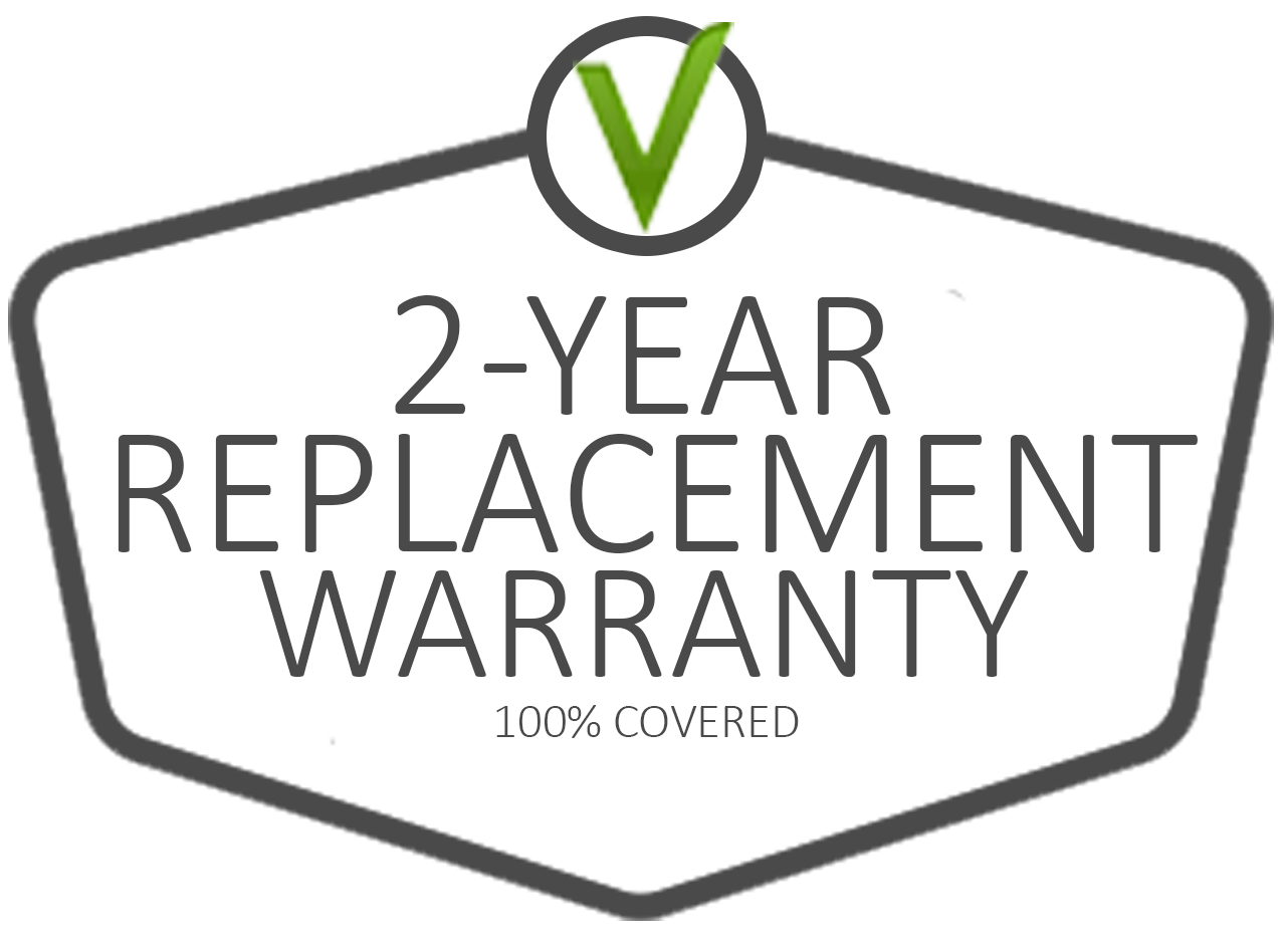 2-Year Worry-Free Replacement Warranty for Super Sweeper(1 unit)