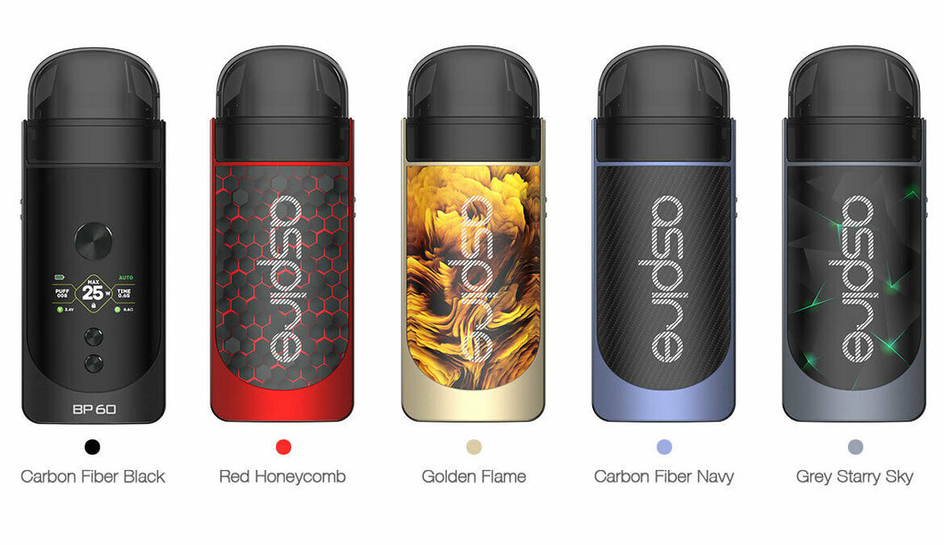Aspire BP60 Pod Mod Kit ~ 100% Genuine ~ Free Postage ~ New Out Aspire
