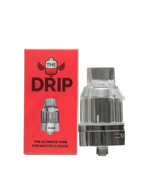 The Drip Tank Pod ~ Single with base ~ Genuine ~