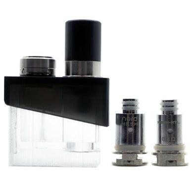 Smok Trinity Alpha ~ Replacement Pod ~ with 2 replacement coils ~ free shipping