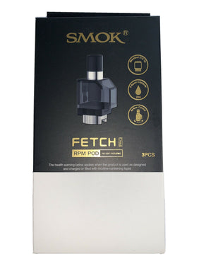 SMOK FETCH PRO RPM REPLACEMENT PODS ~ 2ML ~ 100% Genuine ~