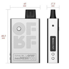 Load image into Gallery viewer, SMOK NEXMESH & OFRF ~ NexM Pod System Kit 1200mAh ~ 100% Genuine