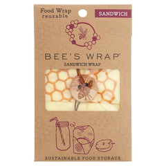 Bees Wrap The Original Sandwich Wrap