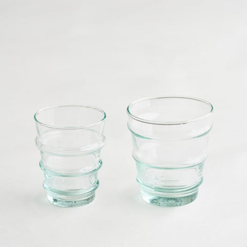 3 Ring Glasses   - 2 sizes
