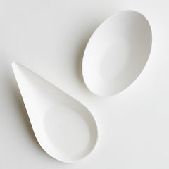 Disposable Canape Dishes - in 5 shapes