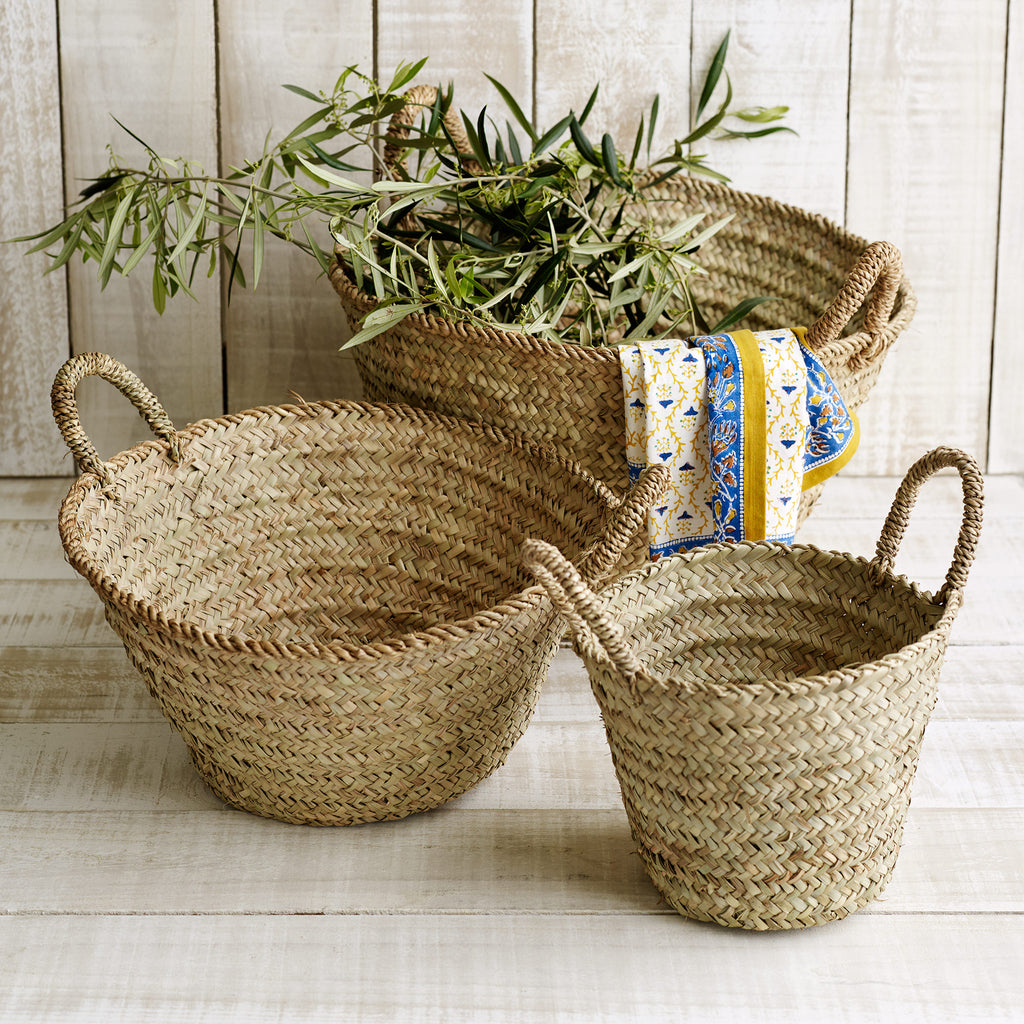 The Souk Market Basket Collection by Le Panier