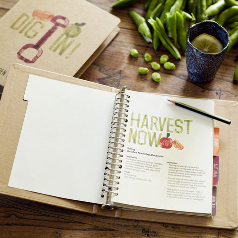 Garden to Table Notebooks