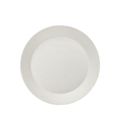 Single use bagasse side plate