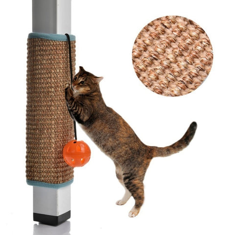 Sisal Scratcher with Toy