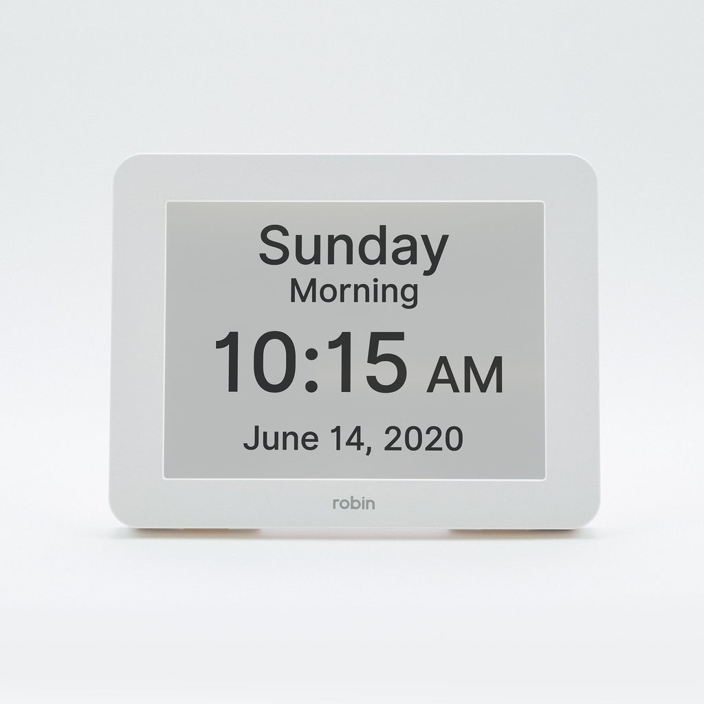 "Robin 8"" Day Clock 