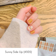 Sunny Side Up Nail Wrap