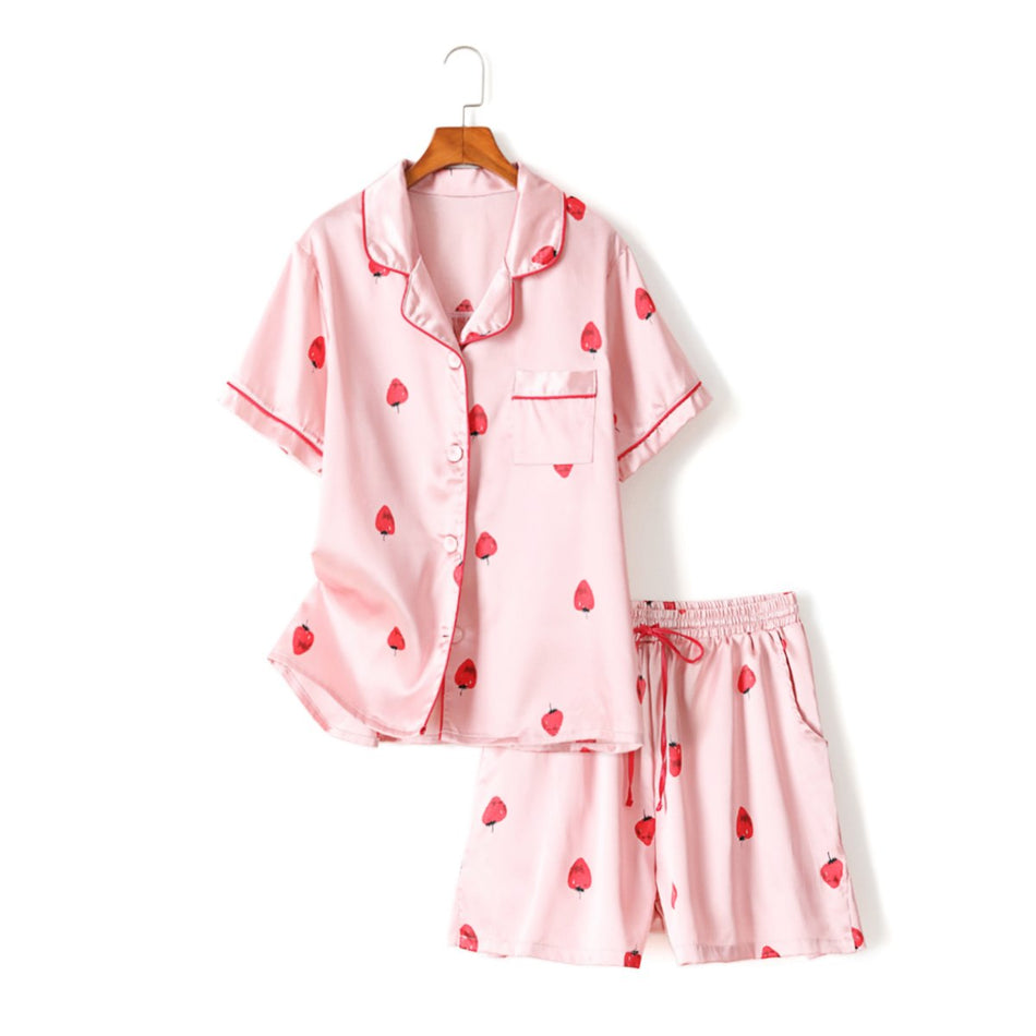 plus size cute pyjamas