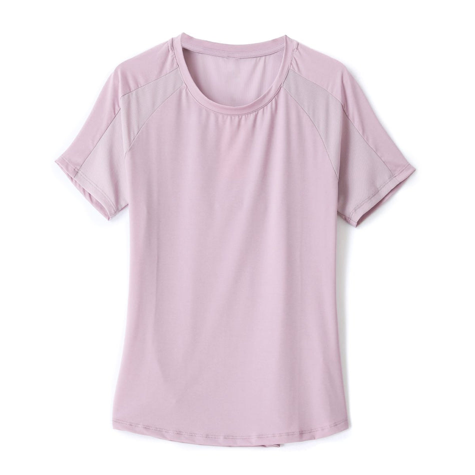 Plus Size Yoga Gym Top