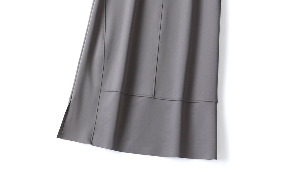 Cara Plus Size Basic Midi Skirt