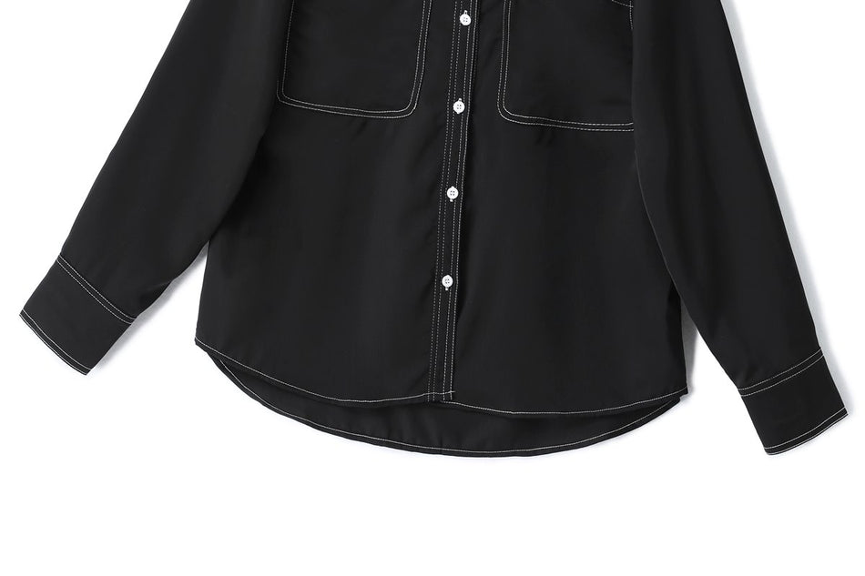 Wynn Plus Size Long Sleeve Shirt