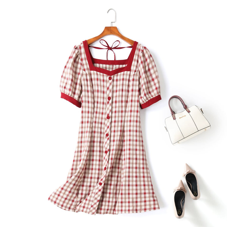 plus size vintage dress
