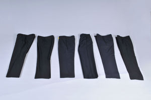 Black Vintage Trousers