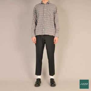 Dark Green Trousers | Bukser | Sand | bukser Dark Green pants Retro trousers