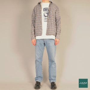 Grey Carhartt Shirt | Overdele | Carhartt | Outdoor Retro Rugged Shirt Vintage