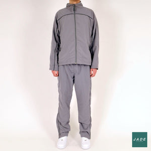 Grey Tracksuit | Outerwear | Stanfield | black Darkgrey Grey Track Tracksuit