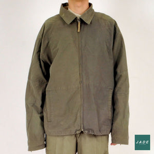 Signal Army Green Vintage Jacket | Outerwear | Signal | Army green army grøn Grøn Jakke Vintage