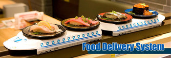 Food Delivery System Banner