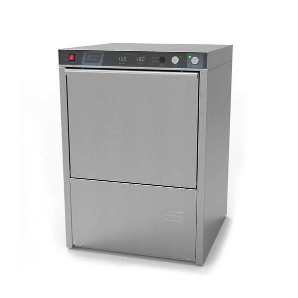 Moyer Diebel 201HT - Undercounter High Temperature Dishwashing Machine with Built-in Booster Heater